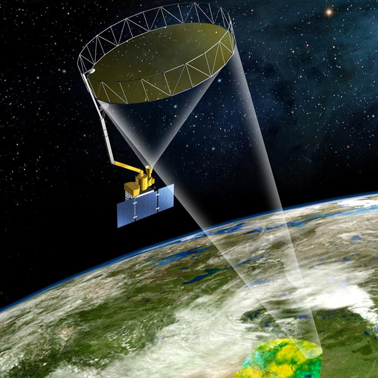 Satellites, sensors and soil