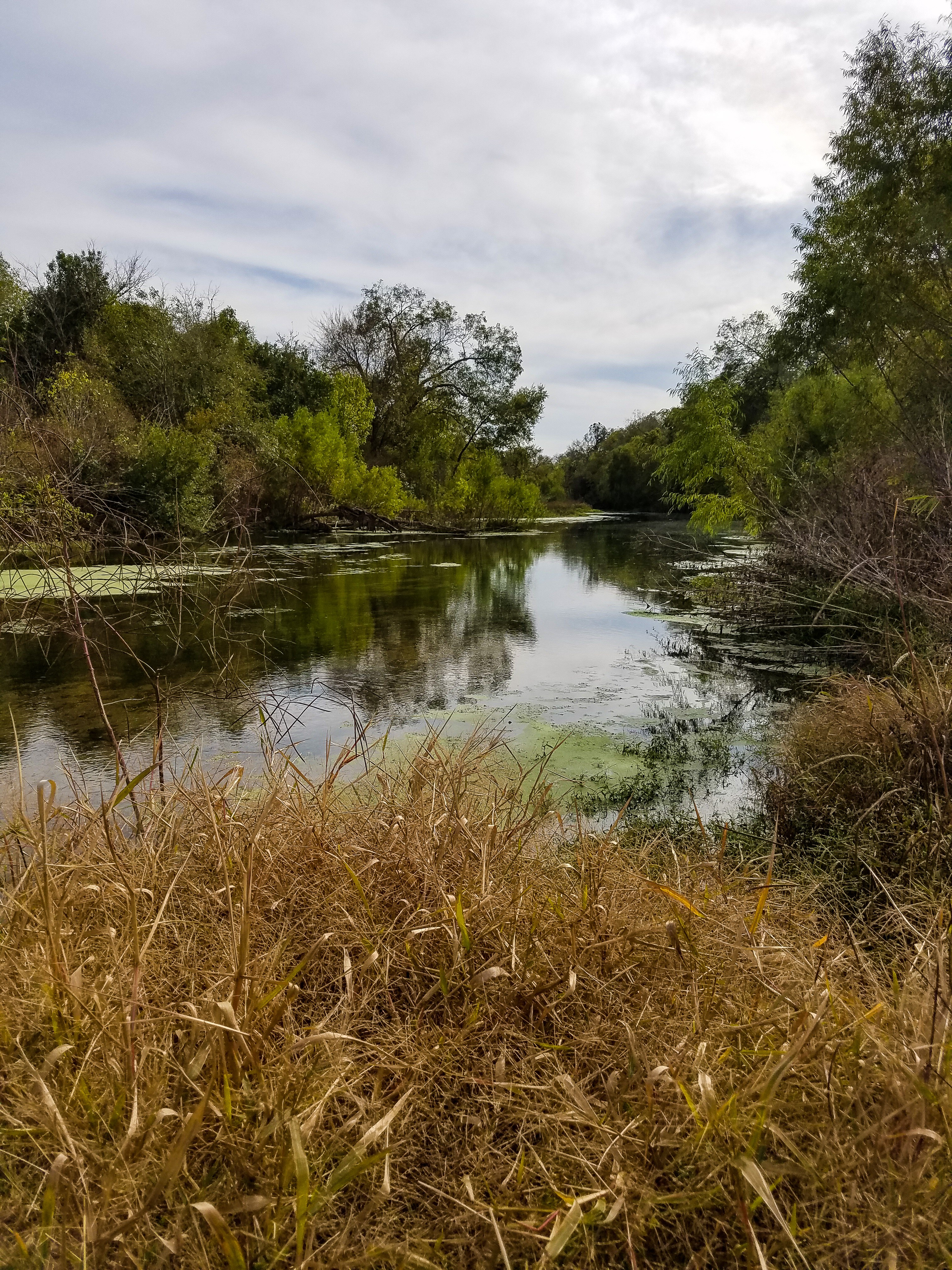 Crescent Bend Nature Park, Cibolo Watershed