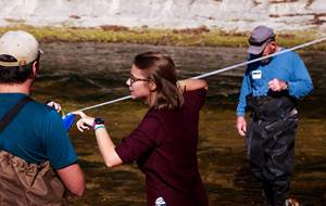 Urban Stream Processes and Restoration Training - New Braunfels