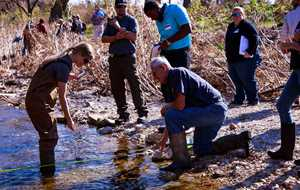 Urban Stream Processes and Restoration Training - The Woodlands